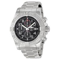 Breitling Super Avenger II Automatic Chronograph Mens Watch...