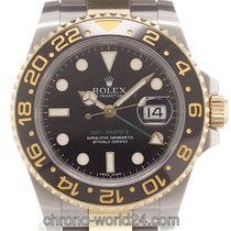 Rolex GMT - Master II Ref. 116713 LN LC100 Box/Papers 2014