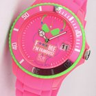 Ice Watch FMIF F Me I´m Famous - Fluo Pink Head - Big Big...