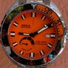 Doxa Sub 4000T  Sharkhunter  Powerreserve