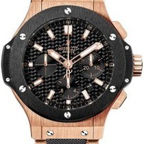 Hublot  Big Bang Rose Gold Ceramic Bracelet