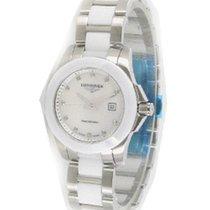 Longines Conquest - Quartz Ladies Watch Diamonds 29,5mm L32574877