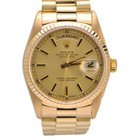 "Rolex ""Presidential"" Day-Date 18k Yellow Gold 18238..."