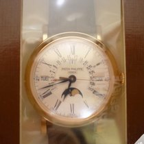 Patek Philippe Perpetual Calendar Double Sealed Rose Gold...