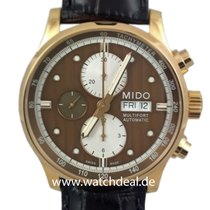 Mido Multifort Chronograph 44mm