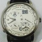 A. Lange & Söhne Lange 1 Time Zone - 116.039 White Gold