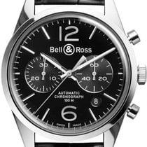 Bell & Ross Vintage BR126 Officer Black