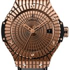 Hublot Big Bang Gold Caviar 41mm Midsize Watch