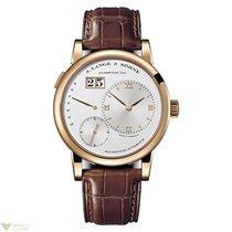A. Lange & Söhne Lange 1 Daymatic Rose Gold Watch