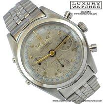 Rolex Cronografo 6036 Dato-Compax Jean-Claude Killy Full Set 1952