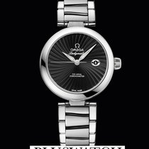 Omega De Ville Ladymatic Co-Axial Black Dial 34mm New T
