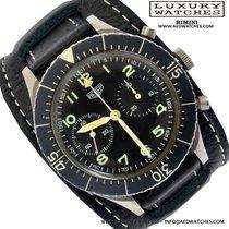 Heuer Bund 1550 SG cronografo Flyback modello civile 1978'S
