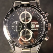 TAG Heuer Carrera Automatic Chronograph CV2010-3 Steel Bracelet