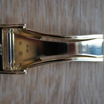 Blancpain 16mm YELLOWGOLD Folding Clasp faltschliesse deployan...