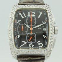 Locman Diamond Chronograph Aluminium 487