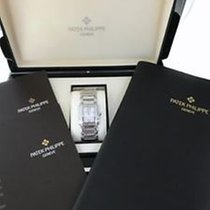 Patek Philippe Twenty 4 Stainless Steel White Dial &...