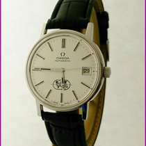 Omega GR 166.0163 Automatic Cal. 1010 Date 35mm Steel Mens