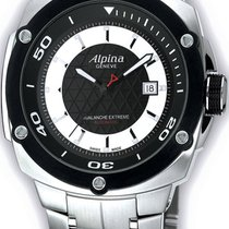 Alpina Extreme Avalanche Automatic Stainless Steel Bracelet...