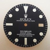 Rolex 1665 Service Dial Luminova