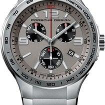 Porsche Design Flat Six Quartz Chronograph 6320.4124.0250