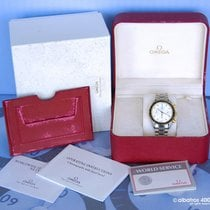 Omega RARO SPEEDMASTER Chrono REDUCED GOLD ORO 18Kt - Box e doc.