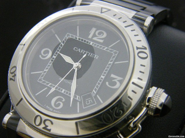 Cartier seatimer