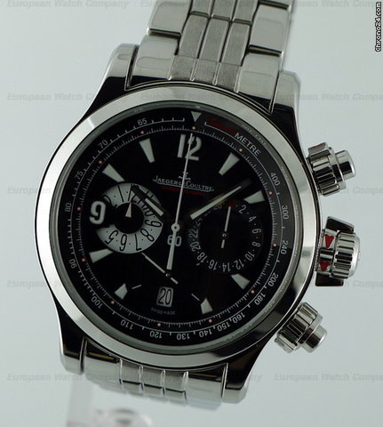 Jaeger-LeCoultre Master Compressor Chronograph SS/SS