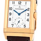 """Jaeger-LeCoultre Gent's 18K Rose Gold  """"Reverso Duo""""."""