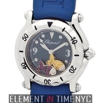 Chopard Happy Sport 2 Floating Fishes Stainless Steel 26mm