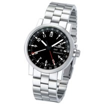Fortis Spacematic GMT 3 Time Zones 624.22.11 M