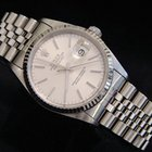 Rolex Datejust Stainless Steel Watch W/ Silver Dial 16234