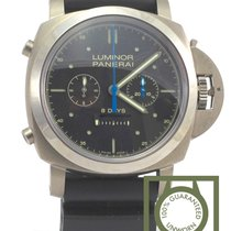 Panerai Luminor 1950 Special Edition Rattrapante blue pam00427...