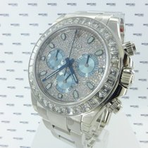 Rolex Daytona Platinum Full Diamonds ICE 116576TBR