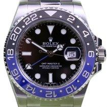 Rolex GMT-Master II 116710BLNR Blue Ceramic Batman 40mm...