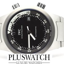 IWC Automatic Aquatimer 42mm Steel Watch 1983