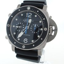 Panerai Luminor Submersible 1950 3 Days Chrono Flyback Titanium