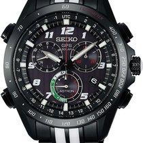 Seiko Astron Giugiaro Design SSE037J1 GPS Solar Uhr Mit GPS