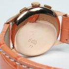 Chronographe Suisse Cie Gold 750 / 18K