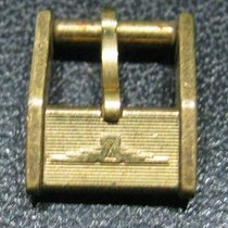 Longines vintage gold plated buckle mm 8
