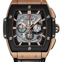 Hublot Big Bang Spirit of Big Bang King Gold Ceramic 601.OM.01...