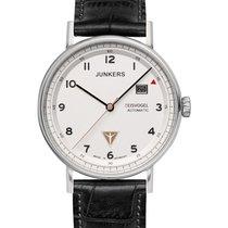 Junkers Eisvogel F13 Swiss Auto Watch 40mm S/s Case Sapphire...