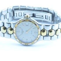 Longines Conquest Damen Uhr Quartz  Top Zustand 25mm Stahl/gold