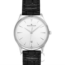 Jaeger-LeCoultre Master Grande Ultra Thin Date Stainless Steel...