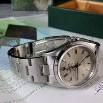 Rolex Airking 14000M / 2006 / Box & Papers / Service 2015