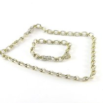Tiffany Paloma Picasso Necklace and strap. Gold&Silver.