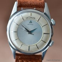 Jaeger-LeCoultre MEMOVOX STAINLESS STEEL K814 STAR WATCH RARE...