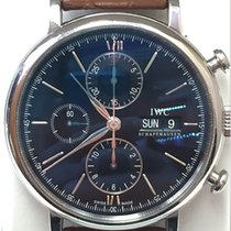 IWC Portofino Chronograph IW391002 B&P 2013