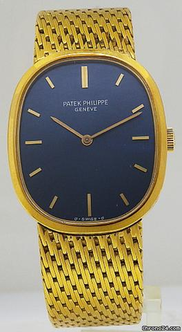 Patek Philippe Ellipse