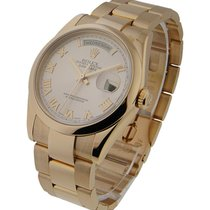 Rolex Used 118205 Mens President with Oyster Bracelet - Smooth...