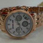 Michael Kors MK Ladies Damen Chronograph Watch MK5026